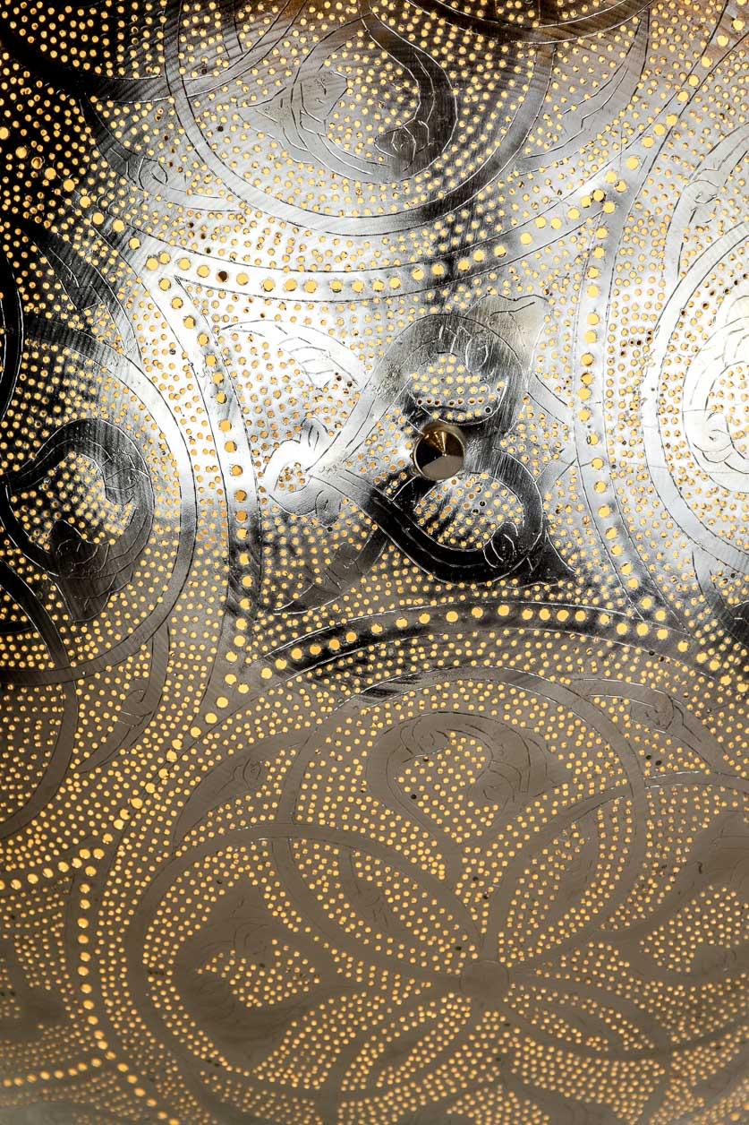 Grande murale et plafonnier mandala d'Égypte