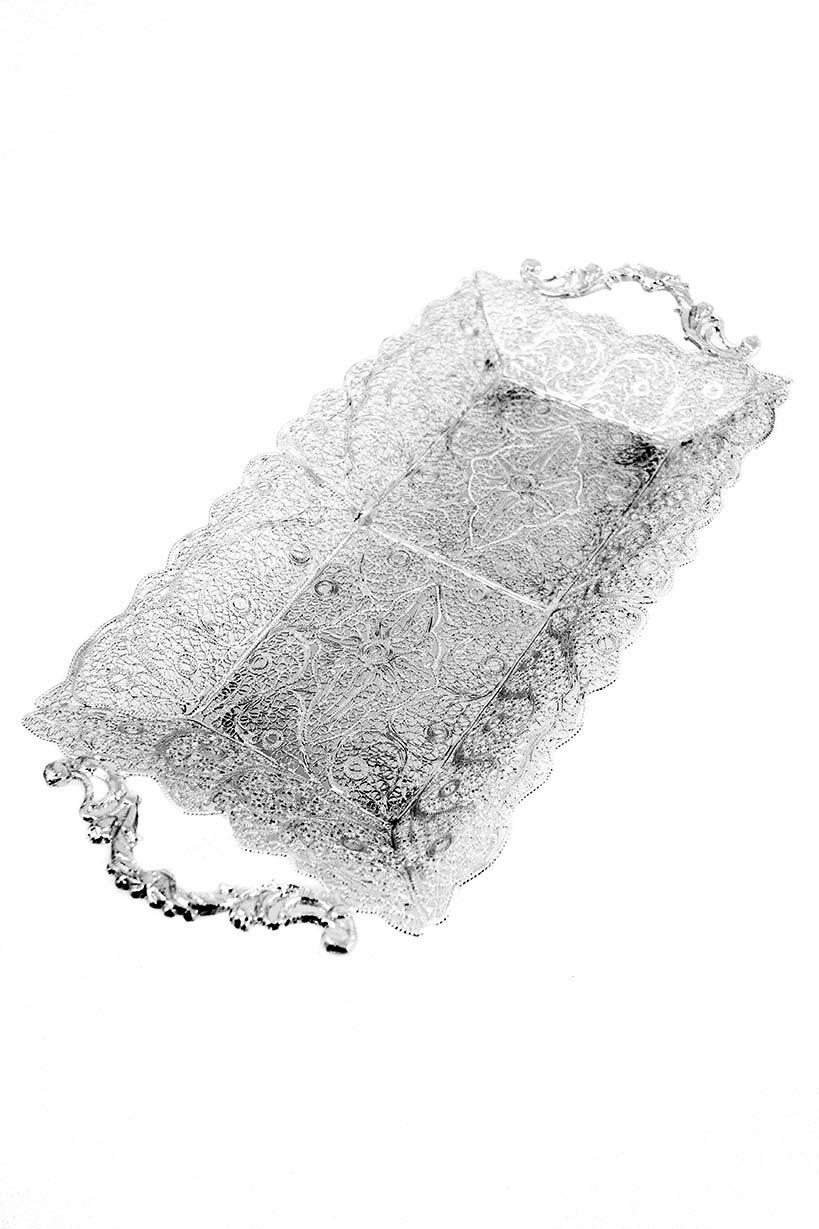 Plateau rectangulaire étroit