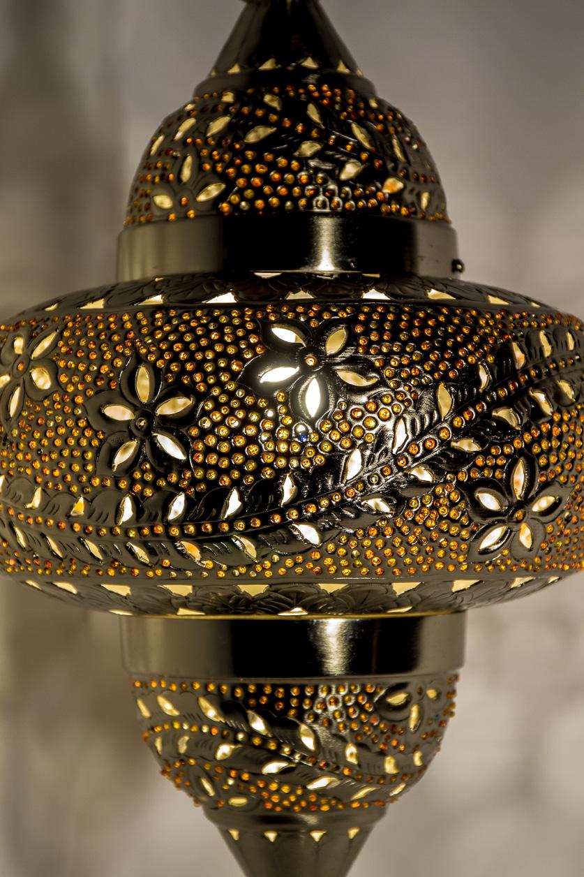 Lanterne florale