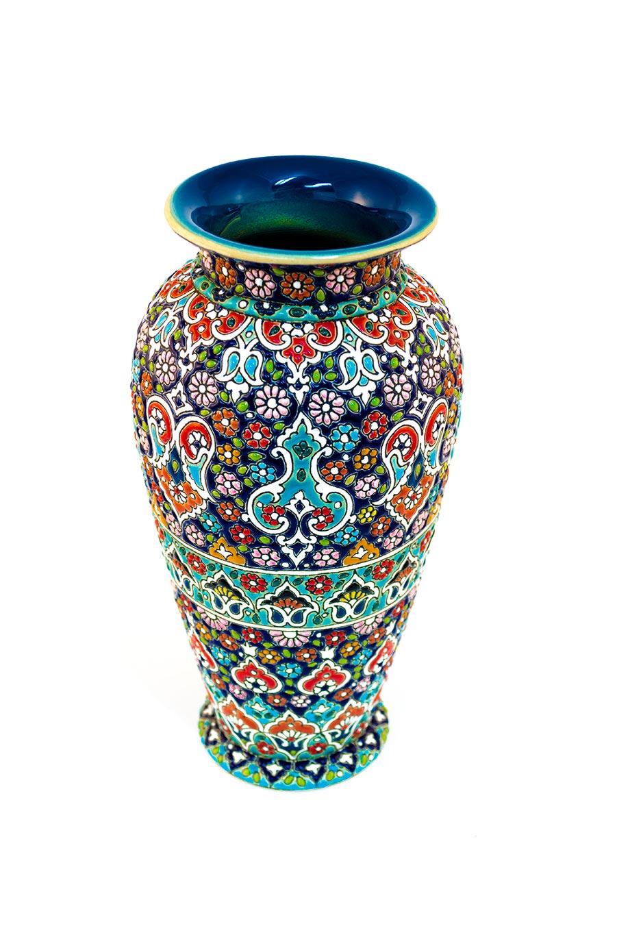 Vase cintré
