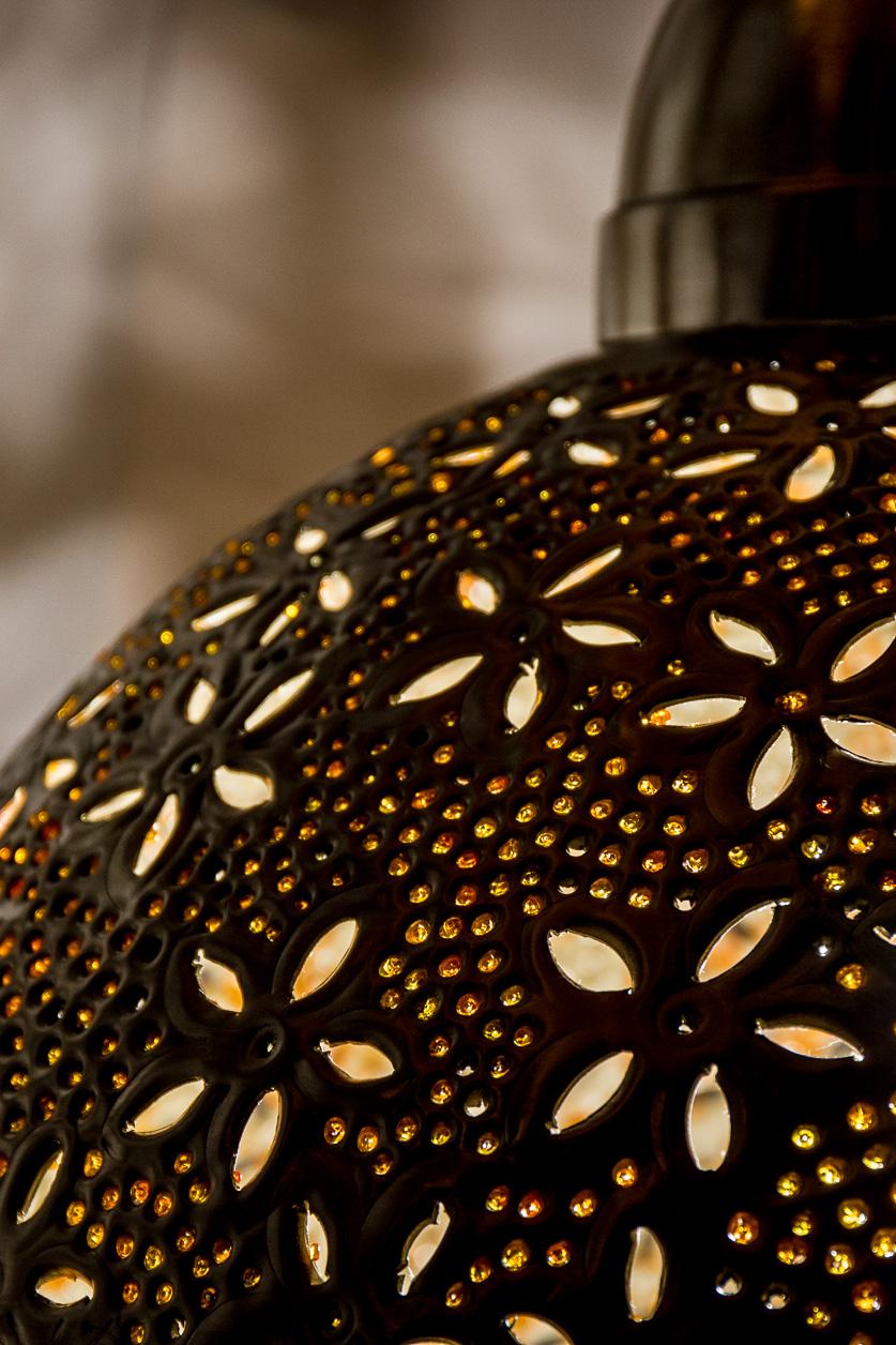 Sphère en fleurs