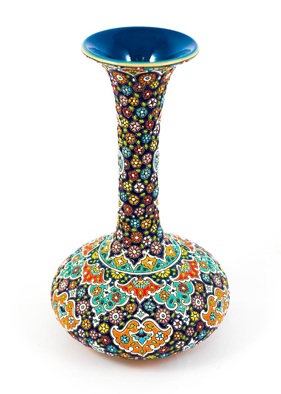 Grand vase à col évasé