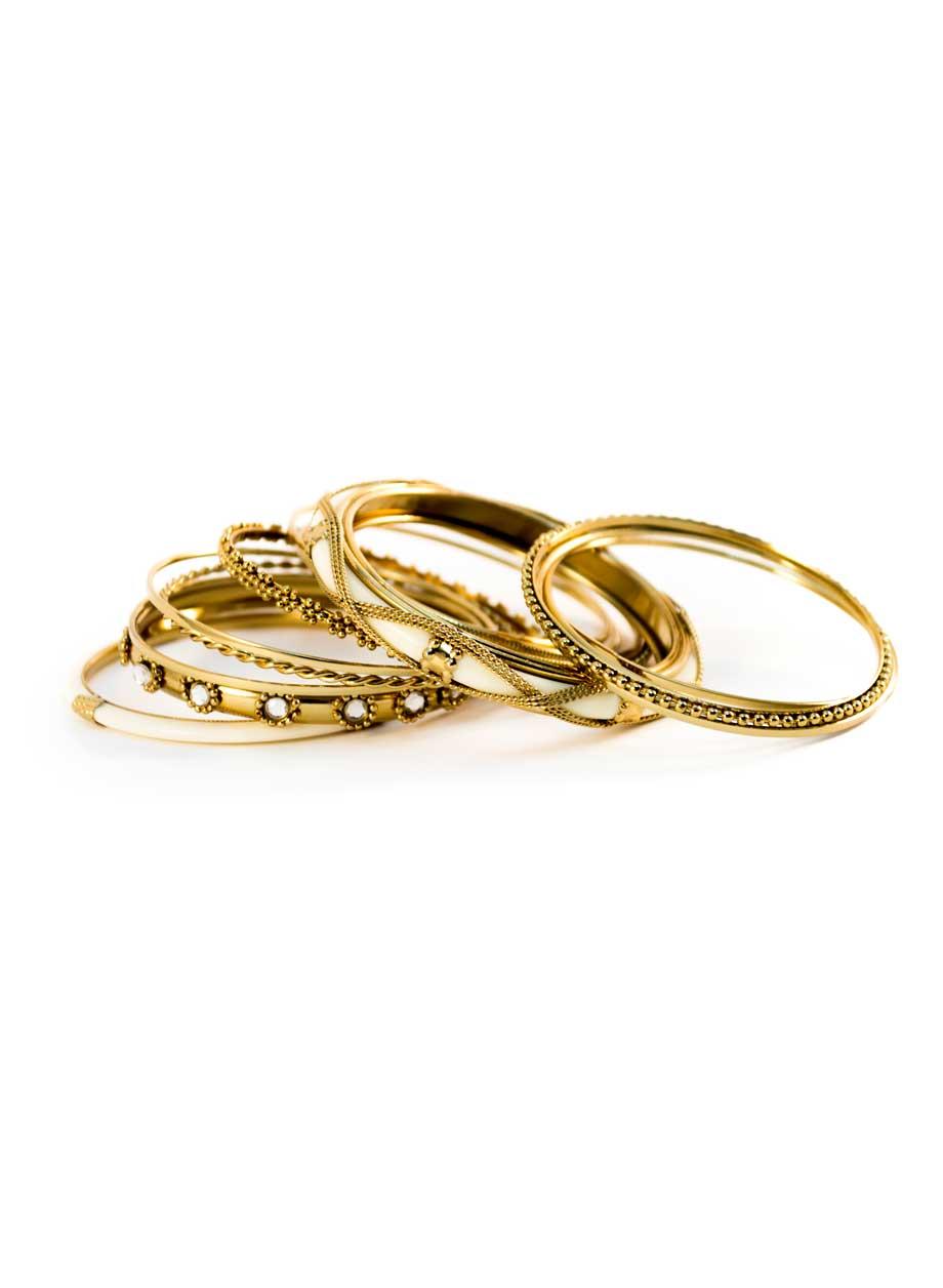 Bracelets multiples