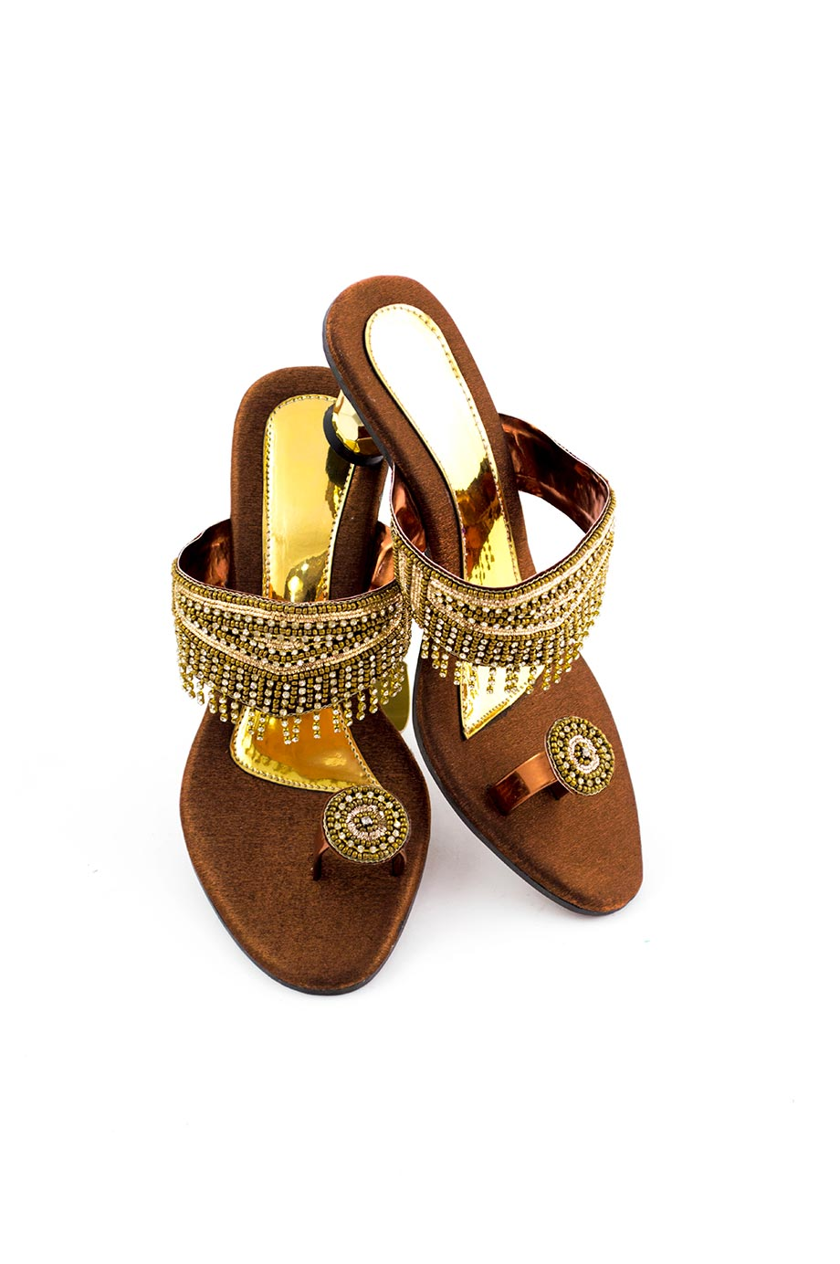 Sandale indienne à bague d'orteil