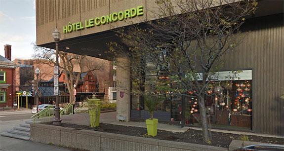 Hôtel le Concorde